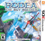 Rodea the Sky Soldier Nintendo 3DS Game Off the Charts