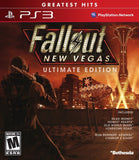 Fallout New Vegas Ultimate Edition Playstation 3 Game Off the Charts