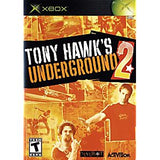 Tony Hawk's Underground 2 Xbox Game Off the Charts