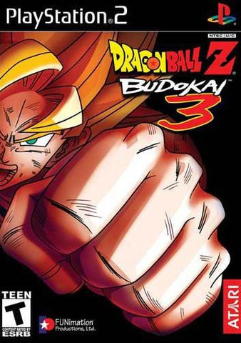 Dragon Ball Z Budokai 3 Playstation 2 Game Off the Charts