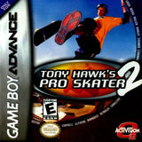 Tony Hawk's Pro Skater 2 Game Boy Advance Game Off the Charts