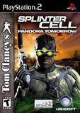 Splinter Cell Pandora Tomorrow - Off the Charts Video Games
