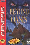 Beyond Oasis - Off the Charts Video Games