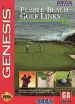Pebble Beach Golf Links Sega Genesis Game Off the Charts