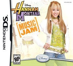 Hannah Montana Music Jam Nintendo DS Game Off the Charts