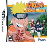 Naruto: Path of the Ninja Nintendo DS Game Off the Charts