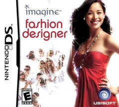 Imagine Fashion Designer Nintendo DS Game Off the Charts