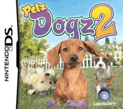 Petz Dogz 2 Nintendo DS Game Off the Charts