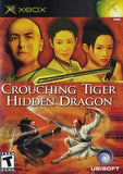 Crouching Tiger Hidden Dragon - Off the Charts Video Games