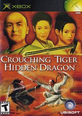 Crouching Tiger Hidden Dragon Xbox Game Off the Charts