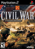 Civil War: A Nation Divided Playstation 2 Game Off the Charts