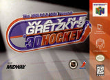 Wayne Gretzky's 3D Hockey - Off the Charts Video Games