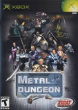 Metal Dungeon Xbox Game Off the Charts
