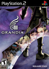 Grandia III Playstation 2 Game Off the Charts