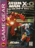 Iron Man X-O Manowar in Heavy Metal Game Gear Game Off the Charts