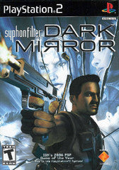 Syphon Filter Dark Mirror Playstation 2 Game Off the Charts