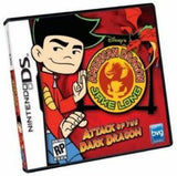 American Dragon Jake Long: Attack of the Dark Dragon - Off the Charts Video Games