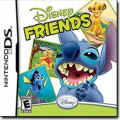 Disney Friends Nintendo DS Game Off the Charts