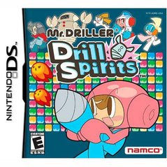 Mr Driller Drill Spirits Nintendo DS Game Off the Charts