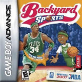 Backyard Basketball 2007 Game Boy Advance Game Off the Charts