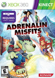 Adrenalin Misfits Xbox 360 Game Off the Charts