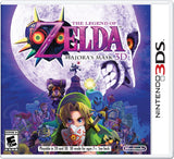 The Legend of Zelda: Majora's Mask 3D Nintendo 3DS Game Off the Charts