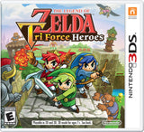 The Legend of Zelda: TriForce Heroes - Off the Charts Video Games
