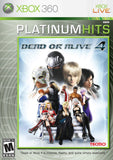 Dead or Alive 4 - Off the Charts Video Games
