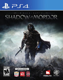 Middle Earth: Shadow of Mordor Playstation 4 Game Off the Charts