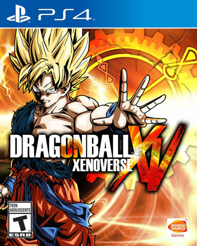 Dragon Ball Xenoverse Playstation 4 Game Off the Charts