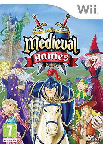 Medieval Games Wii Game Off the Charts