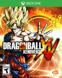 Dragon Ball Xenoverse Xbox One Game Off the Charts