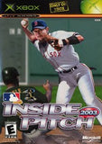 Inside Pitch 2003 Xbox Game Off the Charts