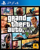 Grand Theft Auto V Playstation 4 Game Off the Charts