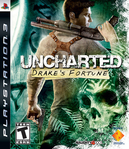 Uncharted Drakes Fortune - Off the Charts Video Games