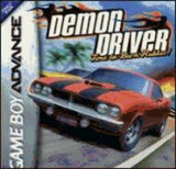 Demon Driver: Time to Burn Rubber Game Boy Advance Game Off the Charts
