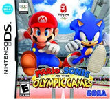 Mario & Sonic at the Olympic Games Nintendo DS Game Off the Charts