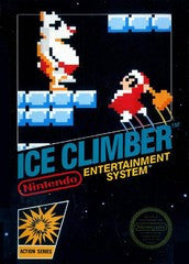Ice Climber Nintendo NES Game Off the Charts