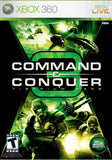 Command & Conquer Tiberium Wars Xbox 360 Game Off the Charts