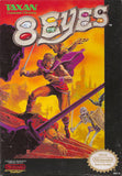 8 Eyes Nintendo NES Game Off the Charts