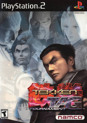 Tekken Tag Tournament - Off the Charts Video Games