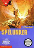 Spelunker - Off the Charts Video Games