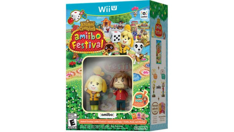 Animal Crossing: amiibo Festival Wii U Game Off the Charts