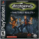 Animorphs Shattered Reality - Off the Charts Video Games