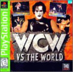 WCW vs. The World Playstation Game Off the Charts