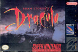Bram Stokers Dracula Super Nintendo Game Off the Charts