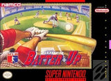 Super Batter Up Super Nintendo Game Off the Charts