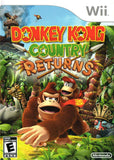 Donkey Kong Country Returns Wii Games Off the Charts