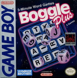 Boggle Plus - Off the Charts Video Games
