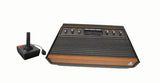 Atari 2600 Wood Grain 6 Switch System Atari 2600 Console Off the Charts